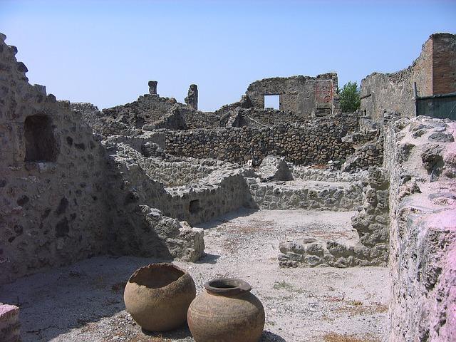 ポンペイ、エルコラーノ、トッレ・アヌンツィアータの考古地域の画像2