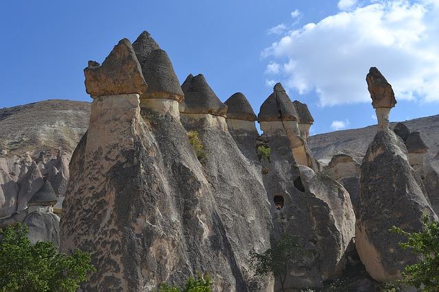 ギョレメ国立公園とカッパドキアの岩窟群の画像4