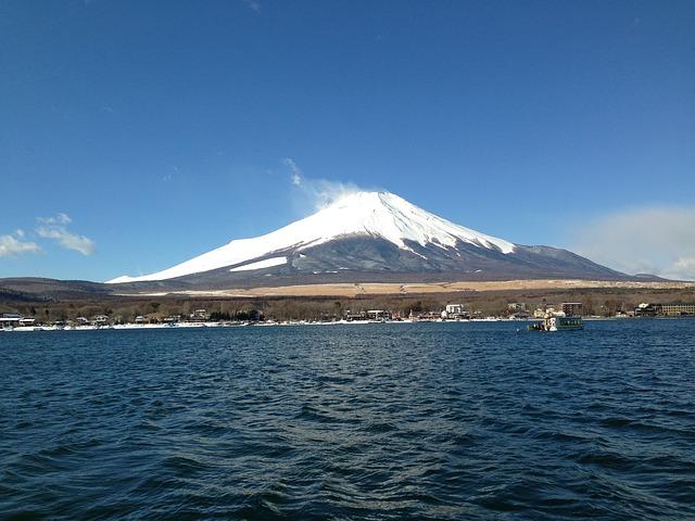 山中湖の画像1