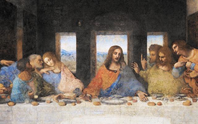 ミラノのサンタ・マリア・デッレ・グラツィエ教会とレオナルド・ダ・ヴィンチの「最後の晩餐」の画像2