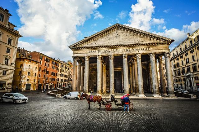 ローマ歴史地区、教皇領とサン・パオロ・フオーリ・レ・ムーラ大聖堂の画像2