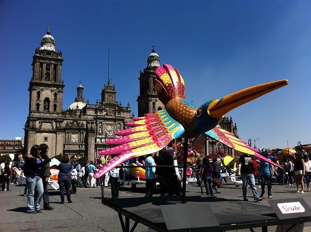 メキシコ・シティ歴史地区とソチミルコの画像2
