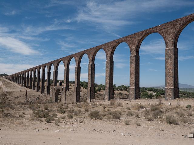 パドレ・テンブレケ水道橋の水利システムの画像1