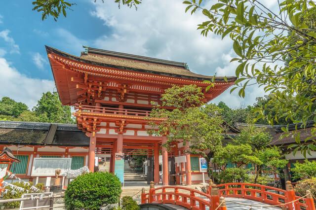 賀茂別雷神社(上賀茂神社)の画像1