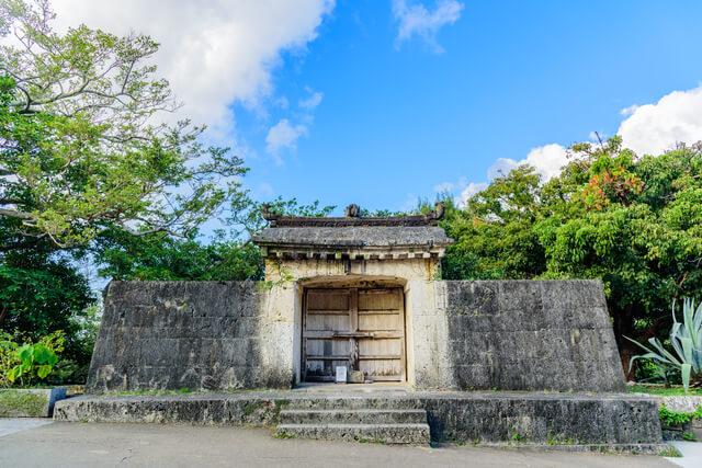 琉球王国のグスク及び関連遺産群の画像26