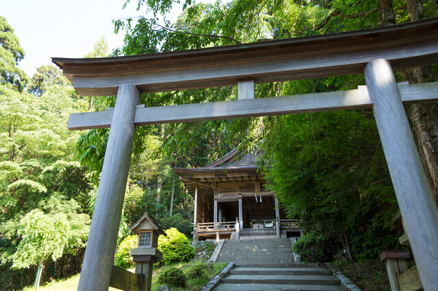 金峯神社の画像1