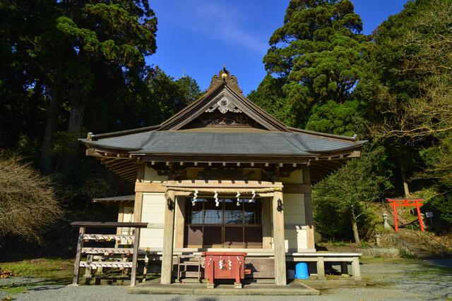 村山浅間神社の画像1