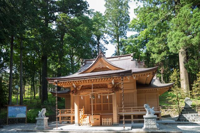 須山浅間神社の画像1