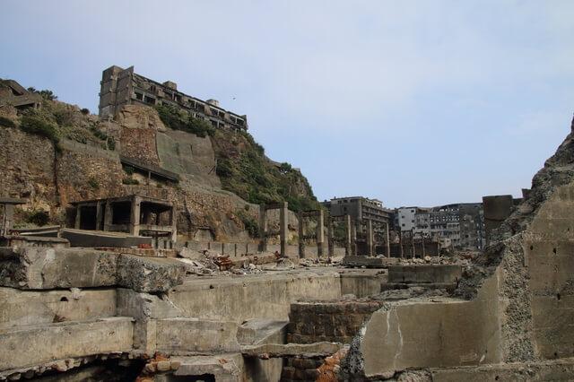 端島炭鉱(軍艦島)の画像2