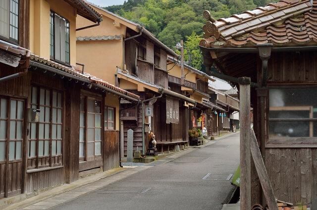 大森銀山伝統的重要建造物群保存地区の画像1