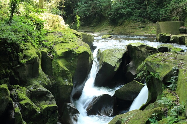 関吉の疎水溝の画像1