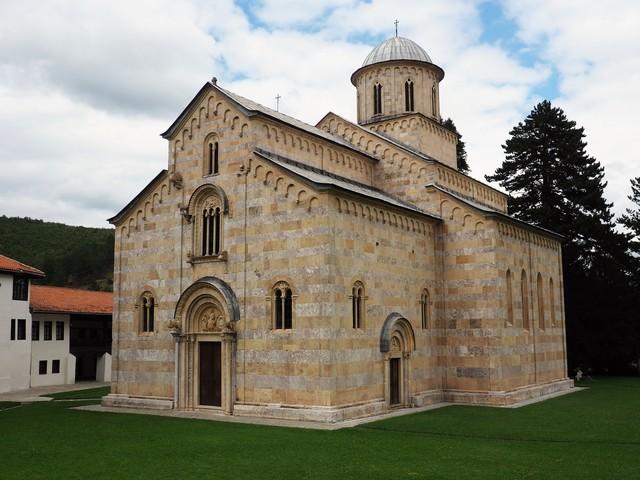 コソヴォの中世建造物群の画像1