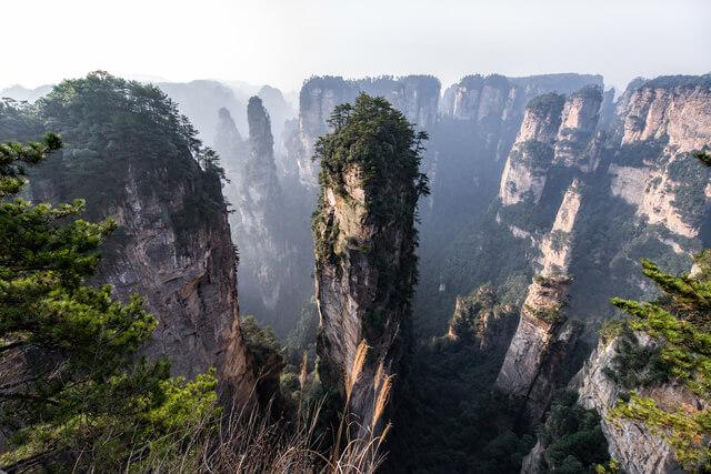 武陵源の自然景観と歴史地域の画像2