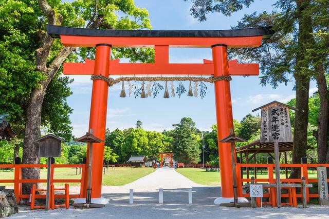 賀茂別雷神社(上賀茂神社)の画像2