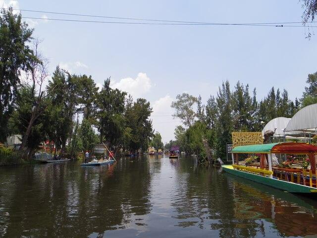 メキシコ・シティ歴史地区とソチミルコの画像5