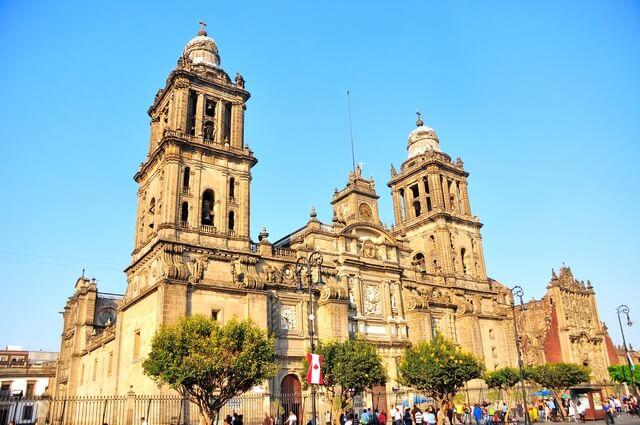 メキシコ・シティ歴史地区とソチミルコの画像1