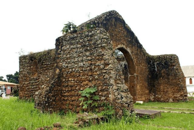 ンバンザ=コンゴの歴史地区の画像1