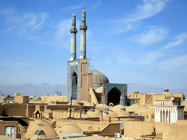 ヤズドの歴史都市の画像2