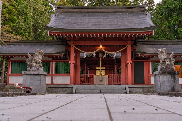 冨士御室浅間神社の画像2