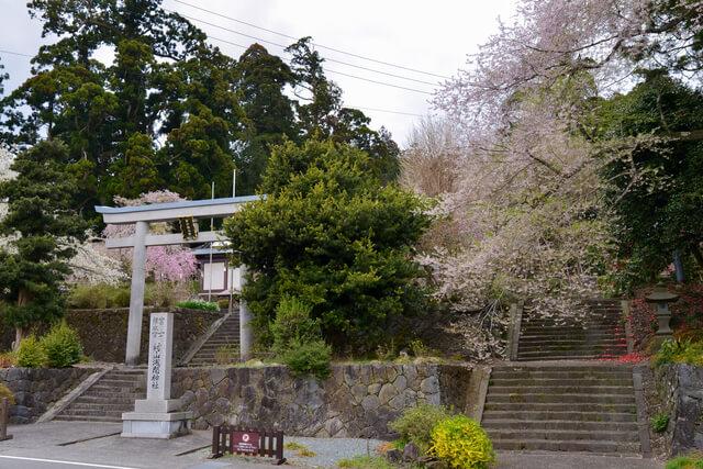 村山浅間神社の画像2