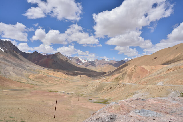 タジク国立公園(パミール山脈)の画像1