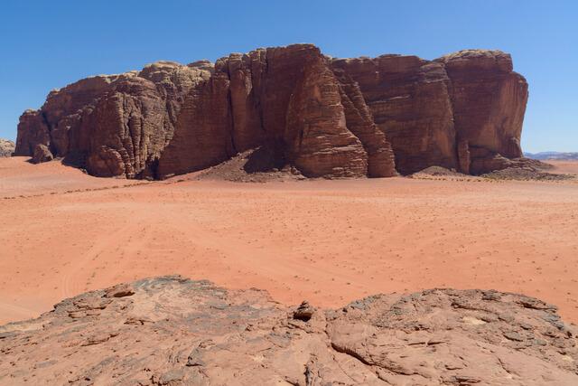 ワディ・ラム保護地域の画像1