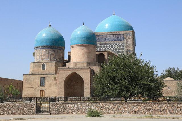 シャフリサブス歴史地区の画像1