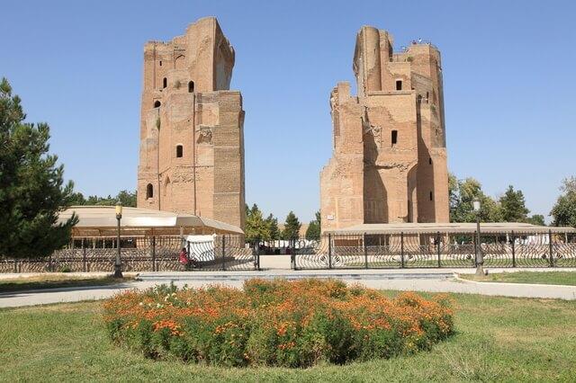 シャフリサブス歴史地区の画像3