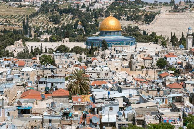 エルサレムの旧市街とその城壁群の画像1