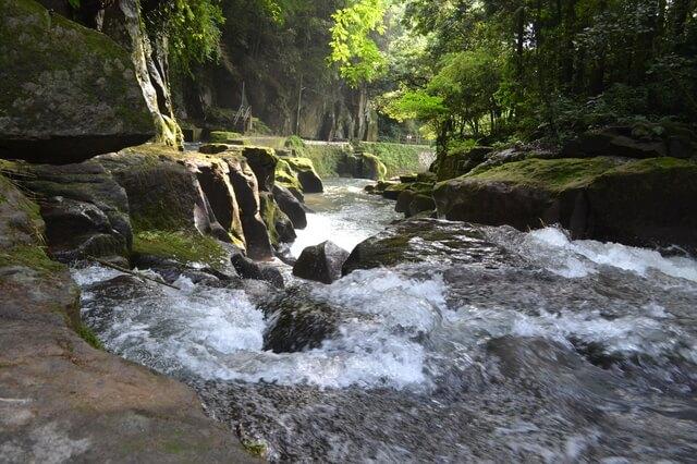 関吉の疎水溝の画像2