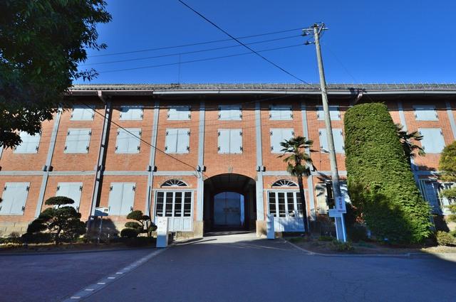 富岡製糸場と絹産業遺産群の画像1