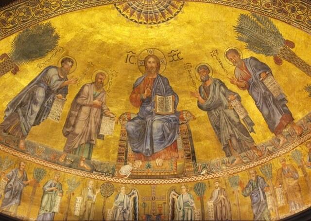 ローマ歴史地区、教皇領とサン・パオロ・フオーリ・レ・ムーラ大聖堂の画像7