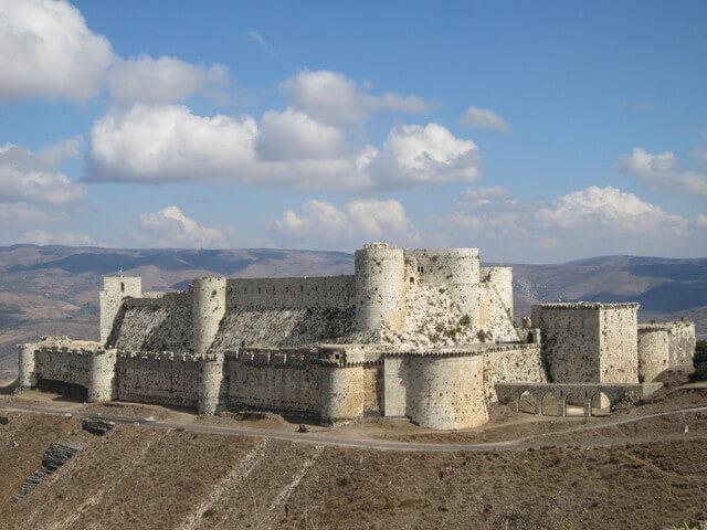 クラック・デ・シュヴァリエとサラディン城の画像3
