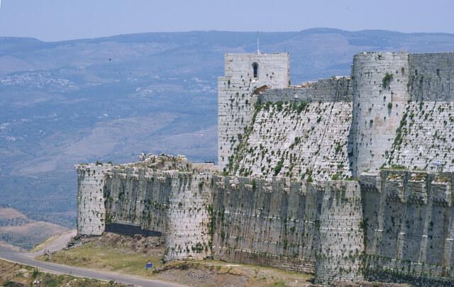クラック・デ・シュヴァリエとサラディン城の画像1