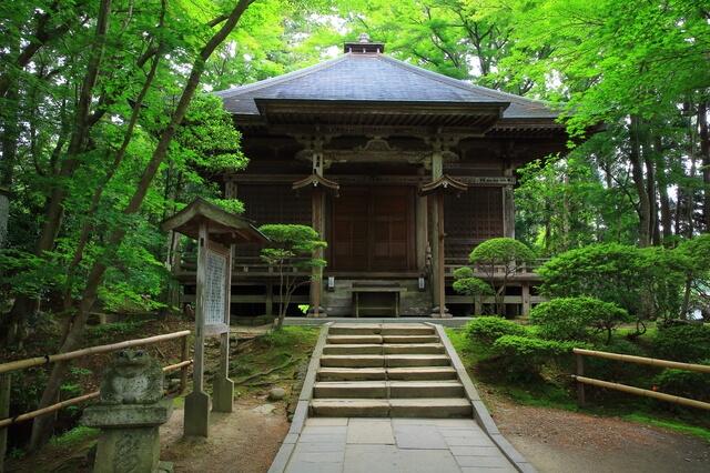 平泉-仏国土(浄土)を表す建築・庭園及び考古学的遺跡群-の画像5