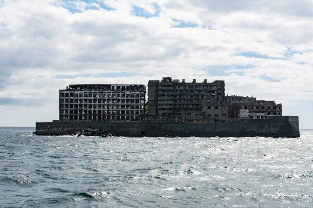 端島炭鉱(軍艦島)の画像1