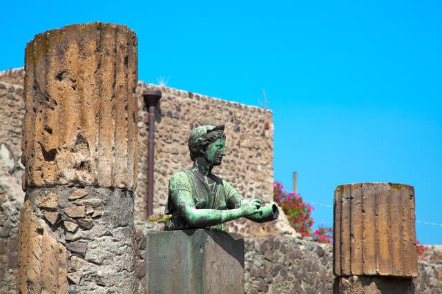 ポンペイ、エルコラーノ、トッレ・アヌンツィアータの考古地域の画像3