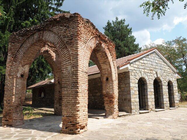 カザンラクのトラキア人の墳墓