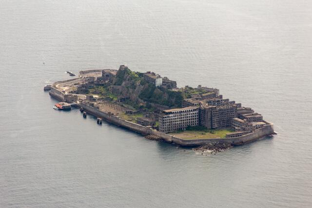 端島炭鉱(軍艦島)の画像7