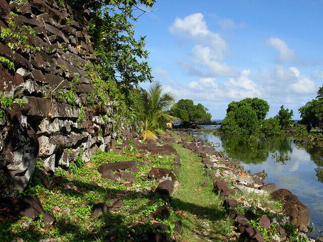 ナン・マドール:東ミクロネシアの儀式の中心地の画像1