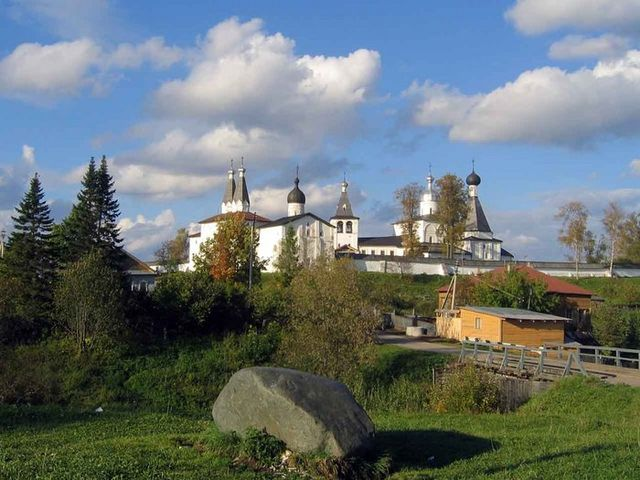 フェラポントフ修道院群