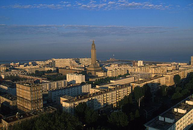 ル・アーヴル、オーギュスト・ペレによる再建都市