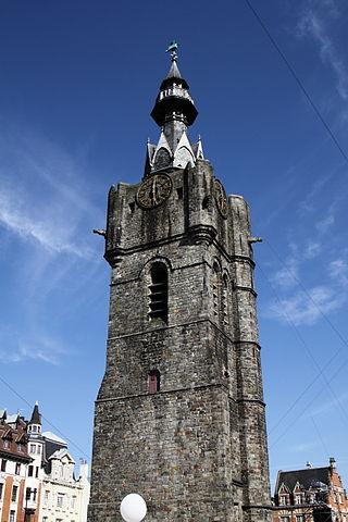 ベルギーとフランスの鐘楼群の画像15