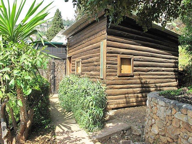 カップ・マルタンの小屋の画像1