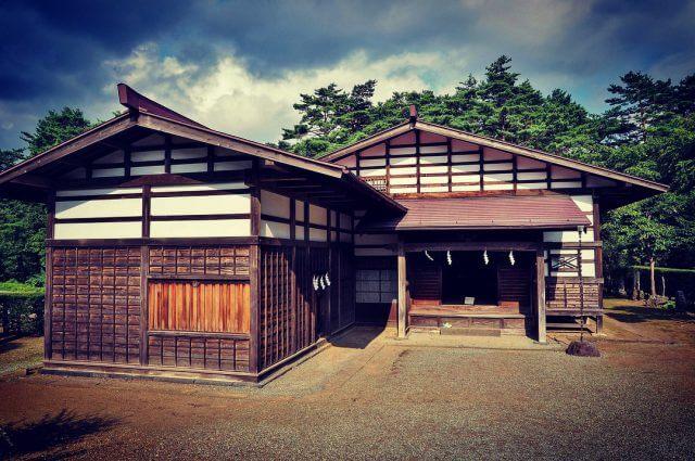 御師住宅(小佐野住宅)の画像1