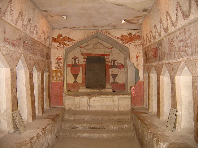 洞窟の地の小宇宙としてのユダヤ低地のマレシャとベイト・グブリンの洞窟群