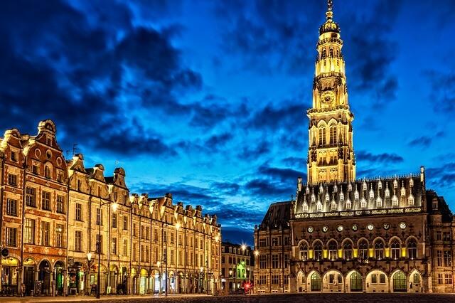 ベルギーとフランスの鐘楼群の画像14