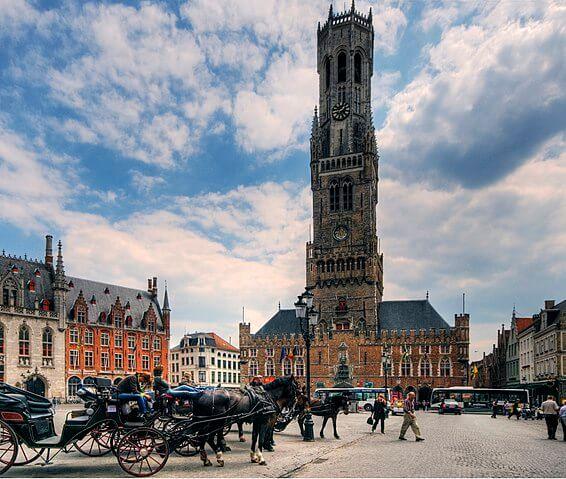 ベルギーとフランスの鐘楼群の画像11