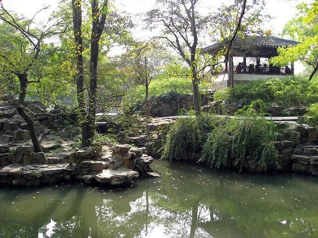 蘇州古典園林の画像28
