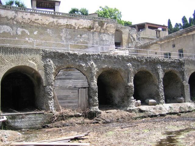 ポンペイ、エルコラーノ、トッレ・アヌンツィアータの考古地域の画像9